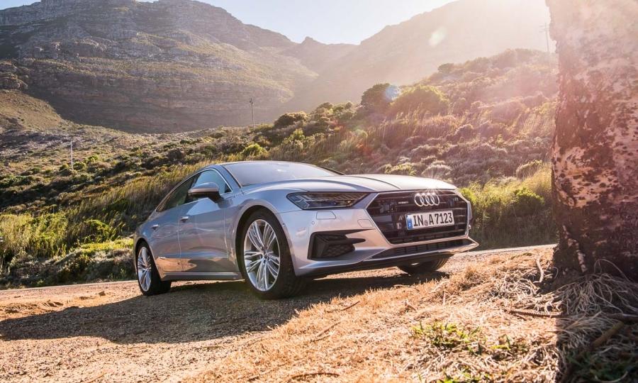 Audi A7 (2018) Fahrbericht