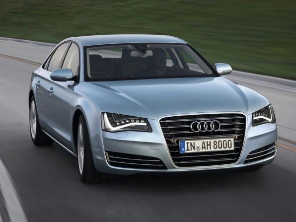 Audi A8 Hybrid (2012)