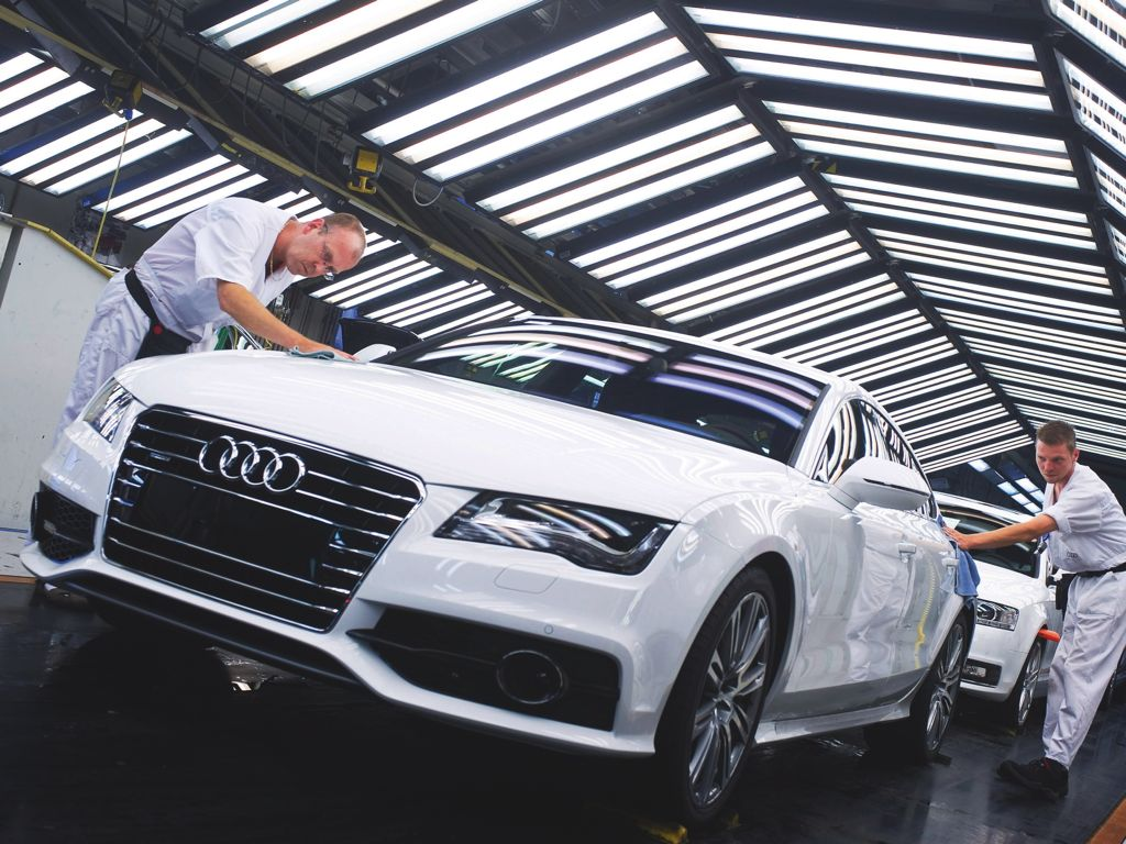 Absatzrekord von Audi