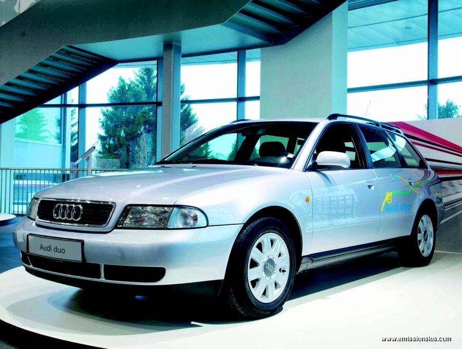 Audi Duo Hybrid 1997