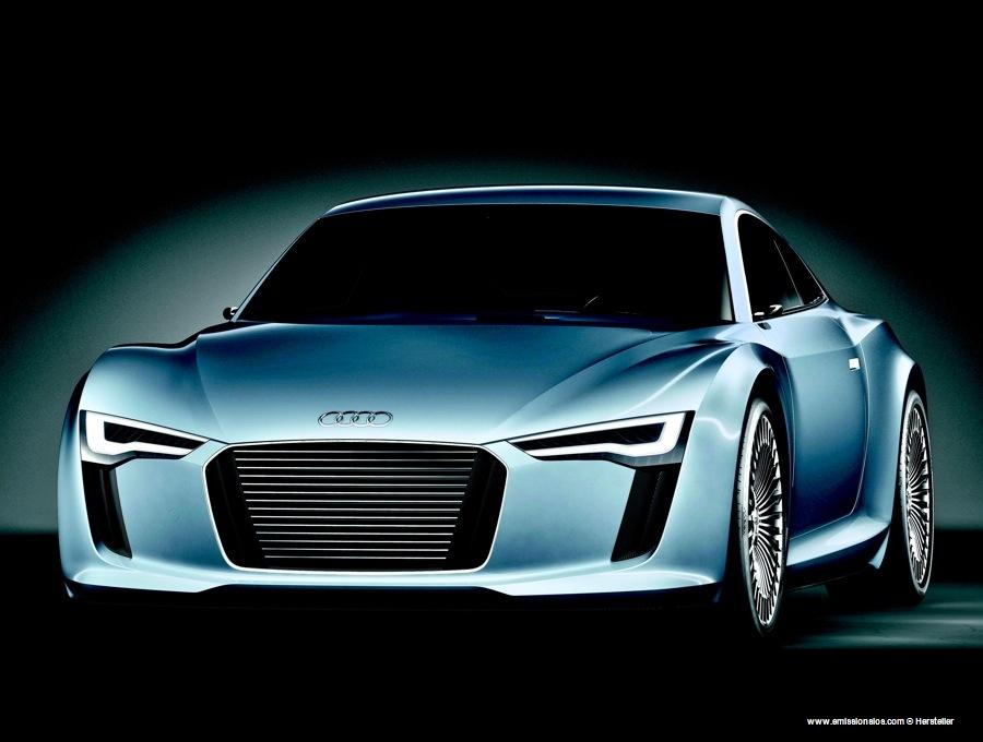 Audi E Tron 2010