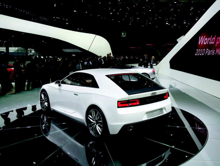 Audi Prft Kleinserie Des Audi Quattro Concept