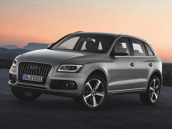 Audi Q5 Facelift (2013)