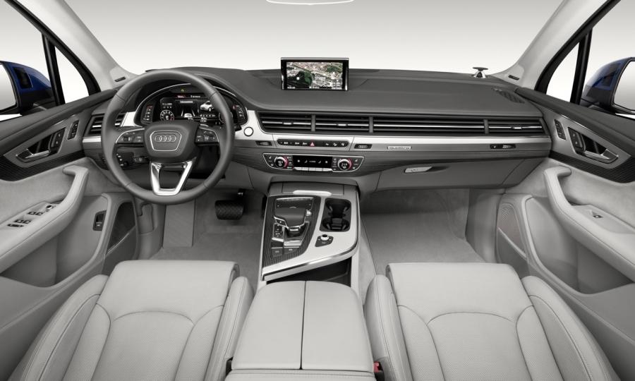 Audi Q7 (2016)