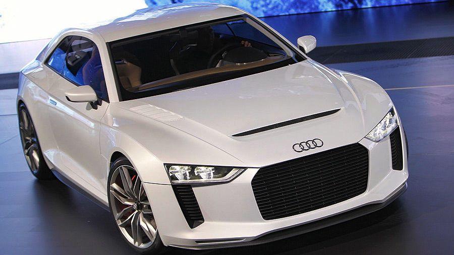 Audi Quattro Concept (2013)