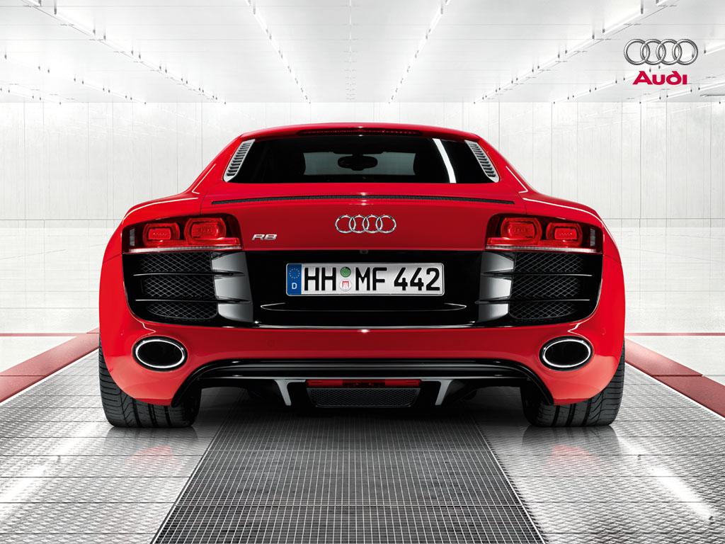 Bildergalerie: Audi R8 Coupe
