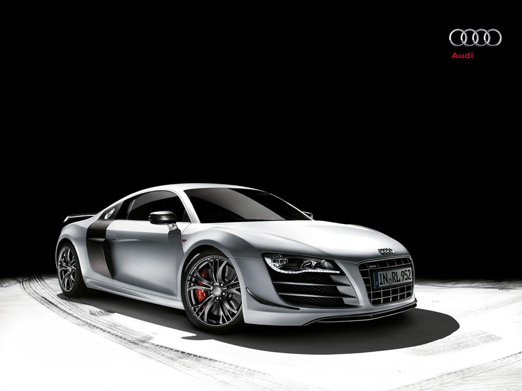 Bildergalerie: Audi R8 GT