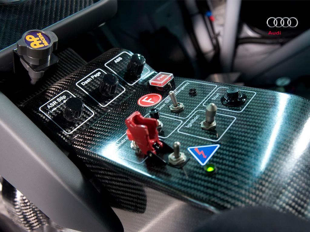 Bildergalerie: Audi R8 LMS