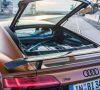 Audi R8 V10 performance in Ipanemabraun