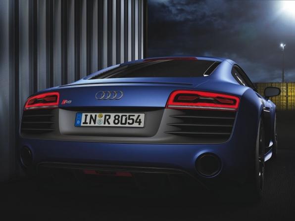Audi R8 V10 plus Coupé (2013)