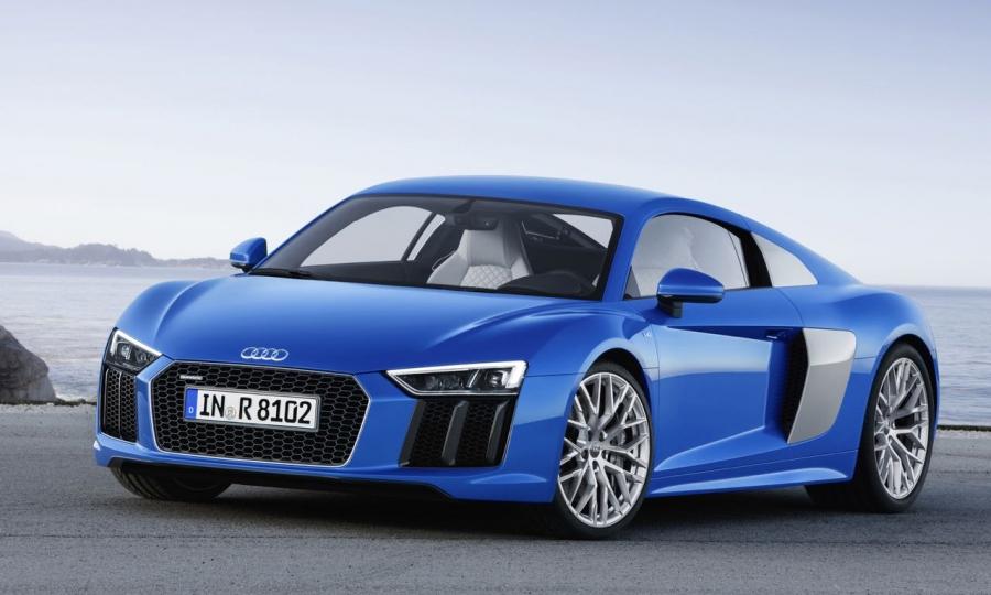 Audi R8 V10 Plus 2