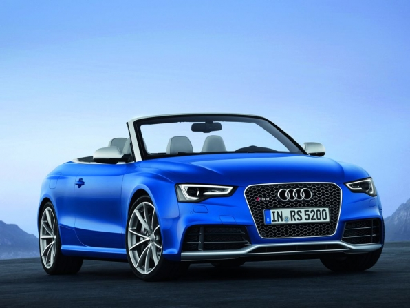 Audi RS 5 Cabriolet (2013)
