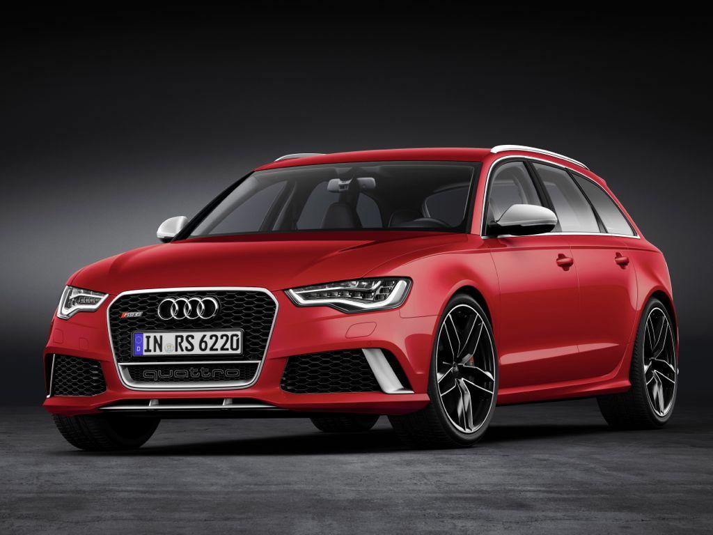 Audi RS 6 Avant (2013)