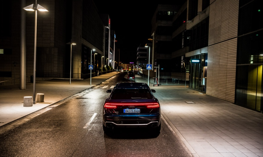 Audi RS Q8 im Test