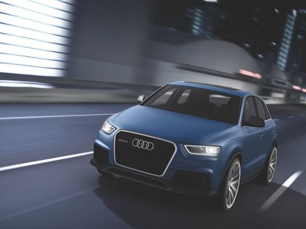 Audi RS Q3 Concept (2012)