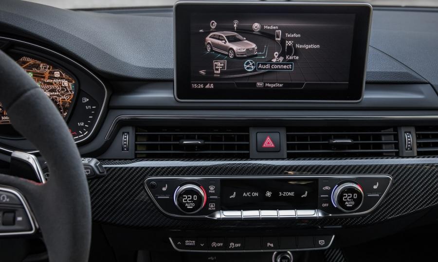 Audi RS4 Avant 2018 im Test