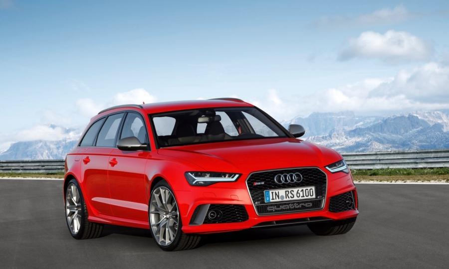 Audi RS6 Avant Performance: Preise, Bilder und Technische ...