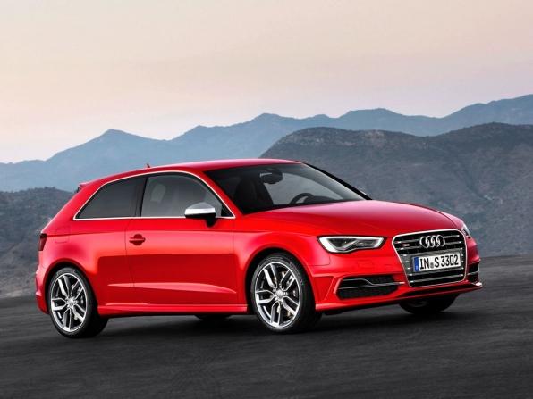 Audi S3 (2013)