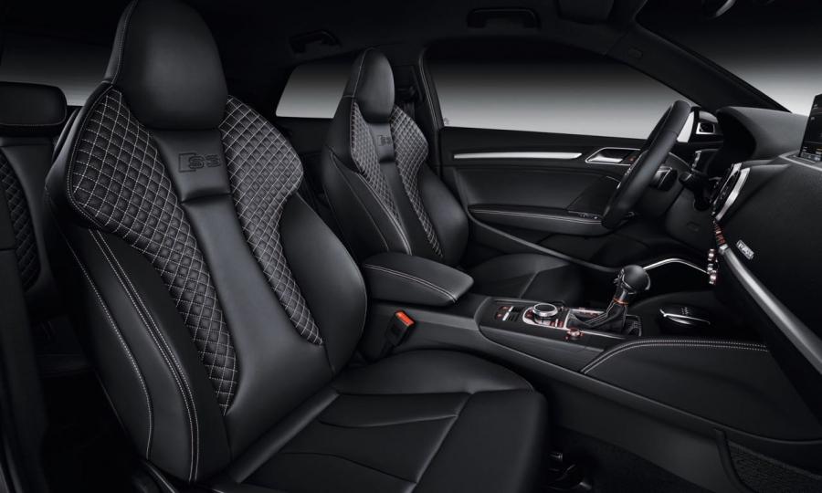 Audi S3 (2016)
