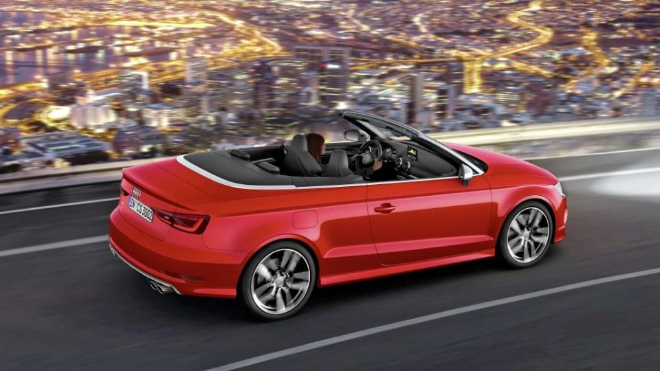Audi S3 Cabrio (2014)