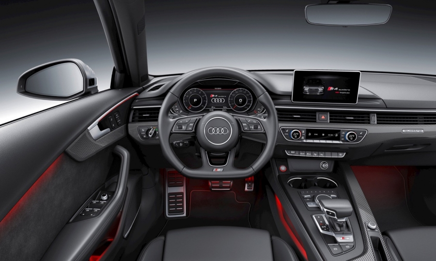 audi s4 2016 bilder preise und technische daten das auto magazin. Black Bedroom Furniture Sets. Home Design Ideas