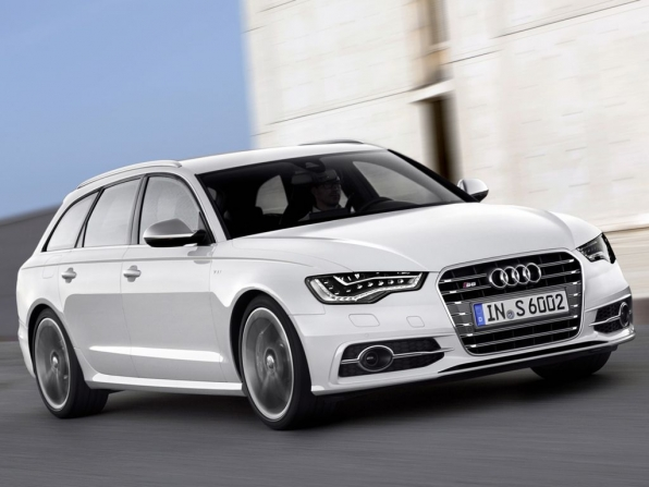 Audi S6 Avant (2012)