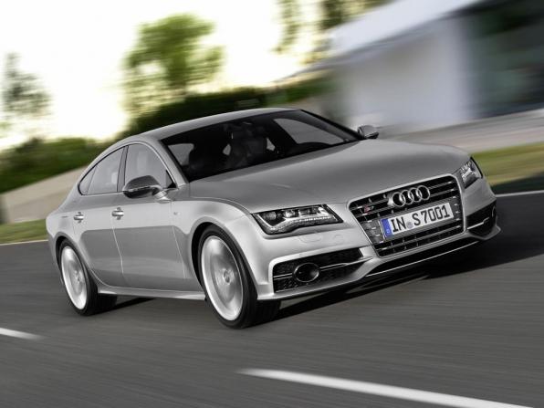 Audi S7 Sportback (2012)
