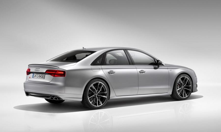 Audi S8 Plus (2016)