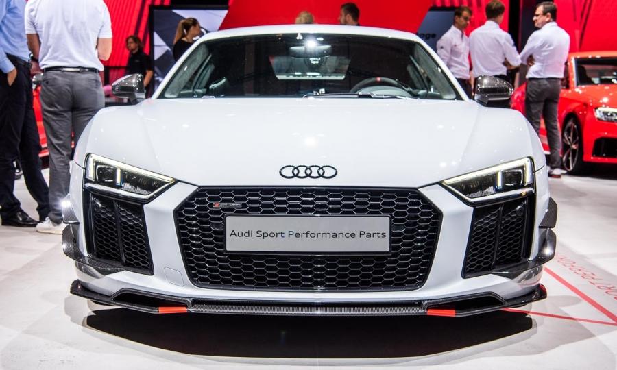 Audi Sport Performance Parts für R8