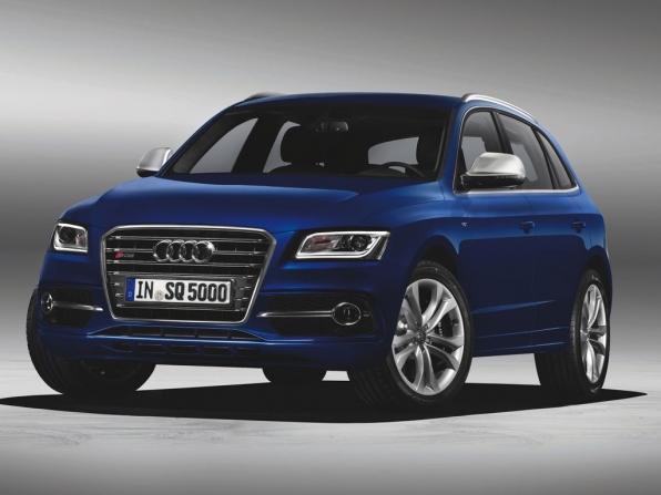 Audi SQ 5 (2012)