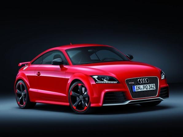Audi TT RS Plus (2012)