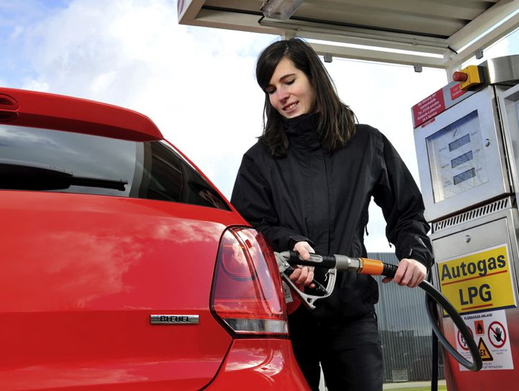 Autogas Vw Polo Bifuel Schafft 1400 Km Mit Einer Tankfllung
