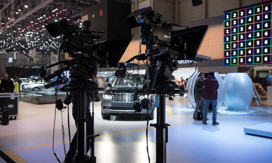 Autosalon Genf 2016 - Preview