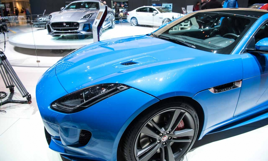 Autosalon Genf 2016 - Preview