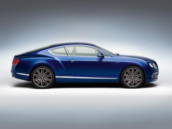 Bentley Continental GT Speed (2013)