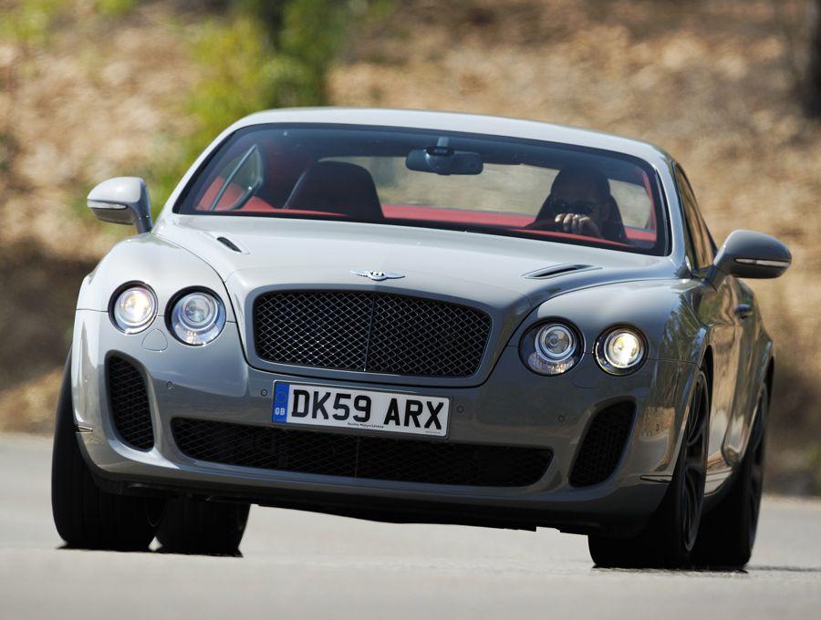 Bentley Continental Supersports Flexfuel 2010