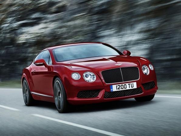 Bentley Continental GT V8 (2012)