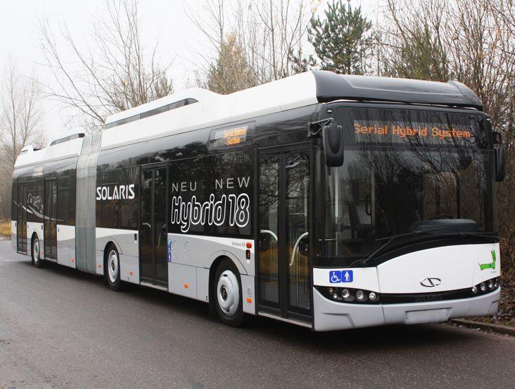 Bmu Frdert 50 Hybridbusse Fr Einen Klimafreundlichen Nahverkehr