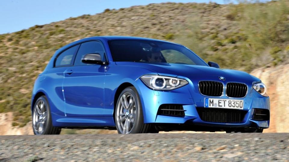 BMW 1er (2014)