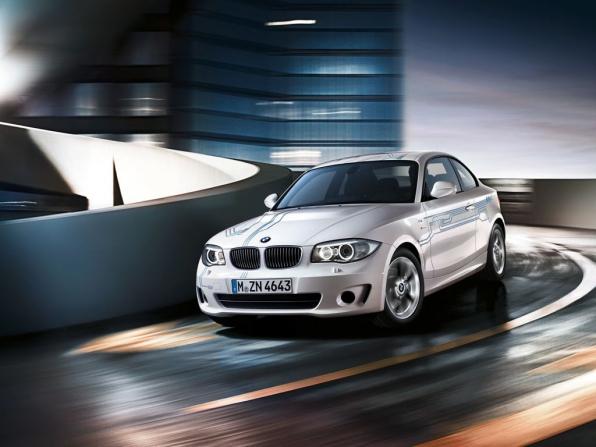 BMW 1er Active E (2012)