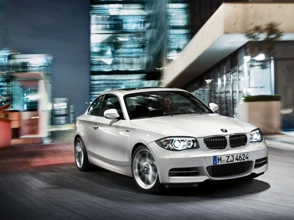 BMW 1er Coupe (2012)