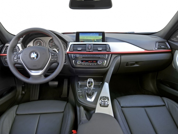 BMW 3er Limousine (2012)