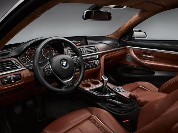 BMW 4er Coupé (2013)