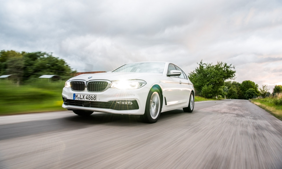 BMW 530i Sport Line Facelift im Test