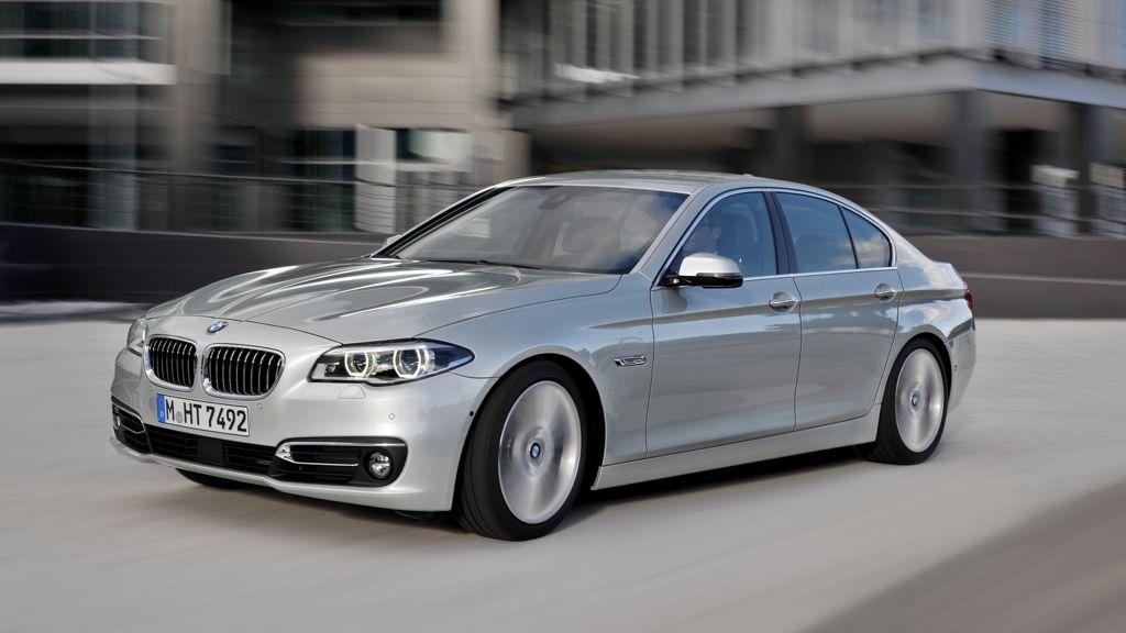 BMW 5er Facelift (2013)