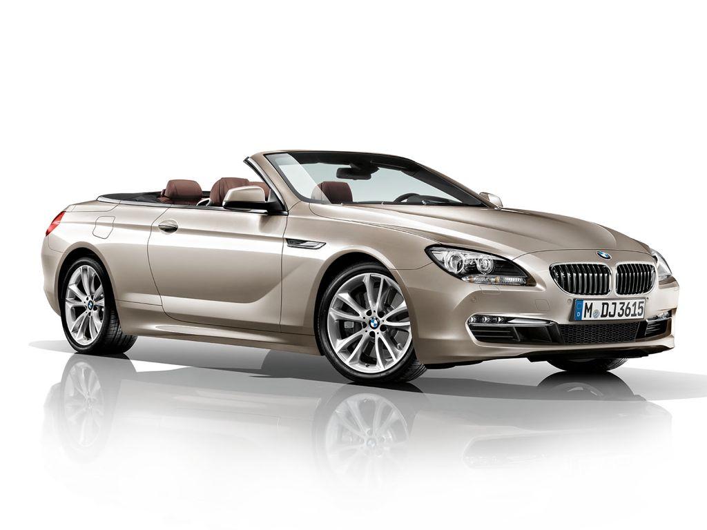 BMW 6er Cabriolet