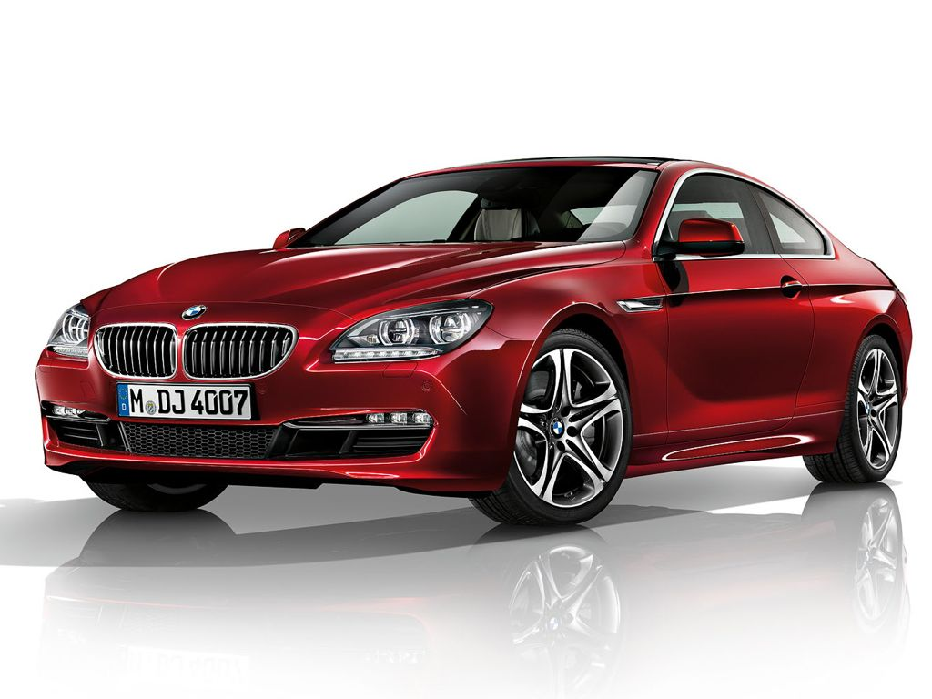 BMW 6er Coupe Mj 2011