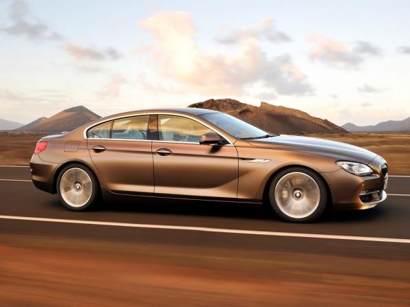 BMW 6er Gran Coupé (2012)