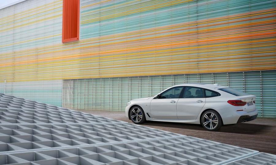 BMW 6er GT 2018