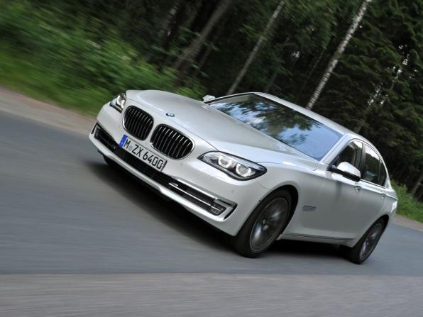 BMW 7er Facelift (2013) Preis
